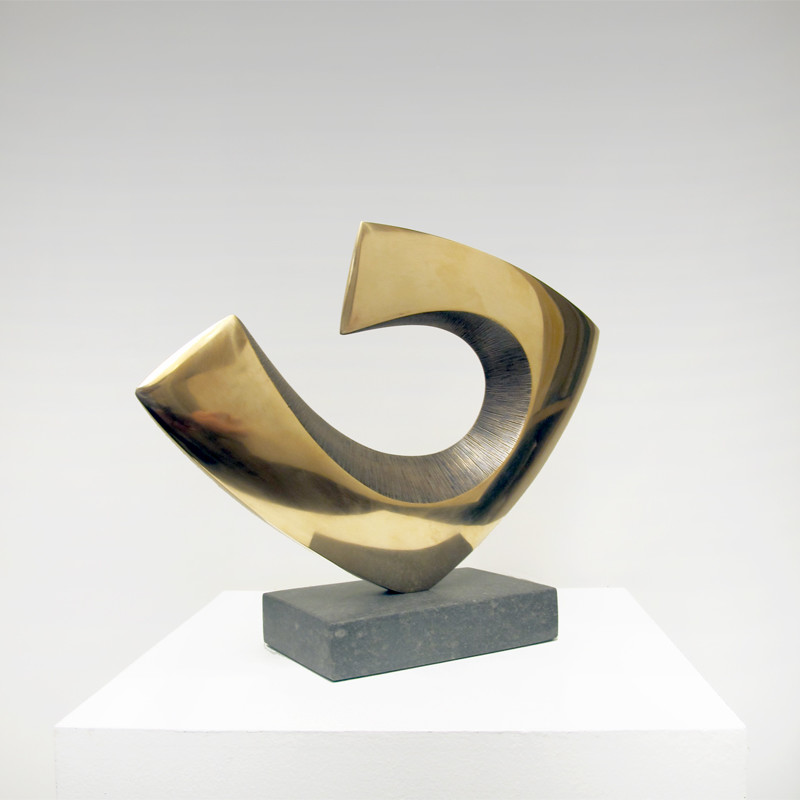Robert Fogell - Form with Curved Edge I