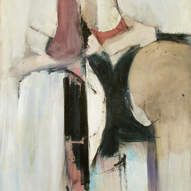 Adrian Heath - Painting 1961