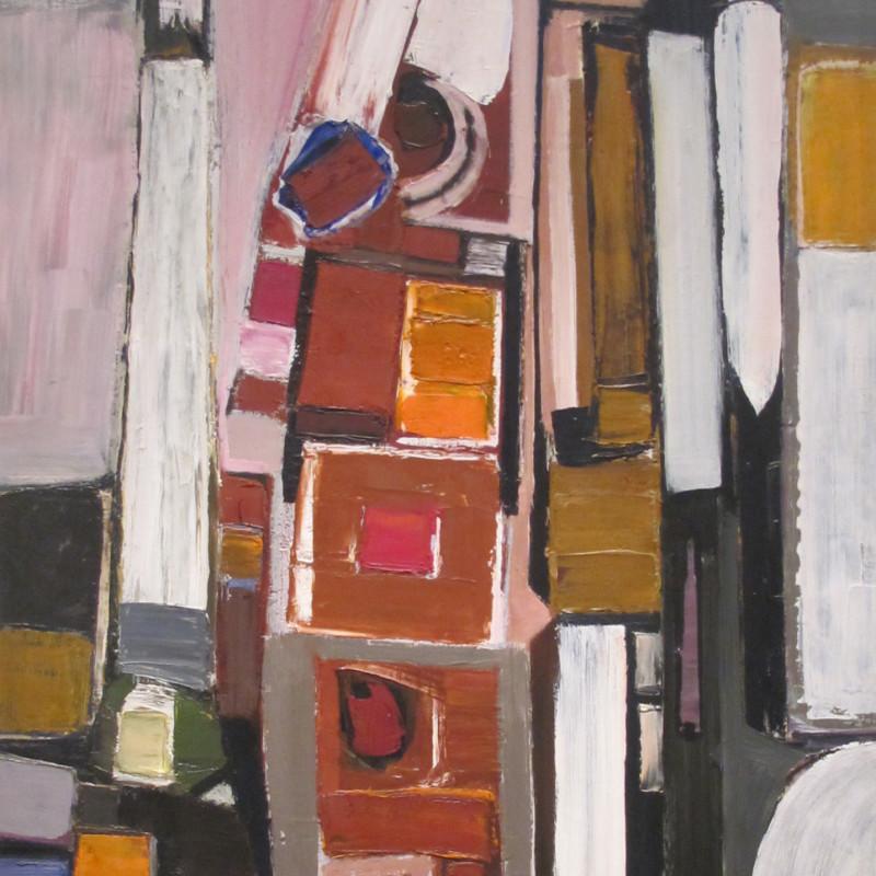 John Copnall - Abstract Structure II