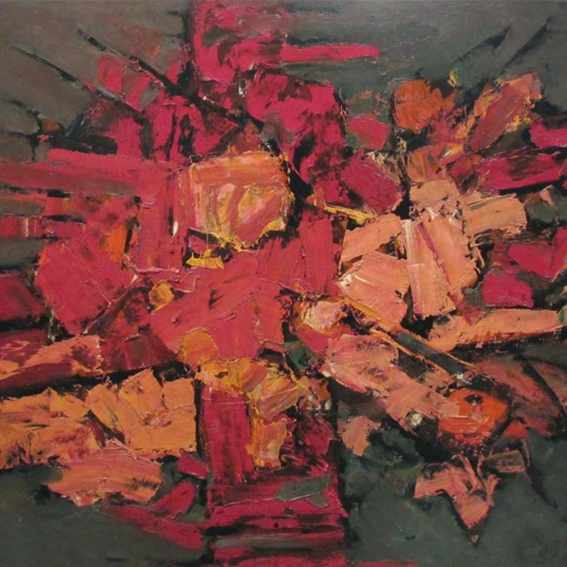 Frank Avray Wilson - Red Explosive