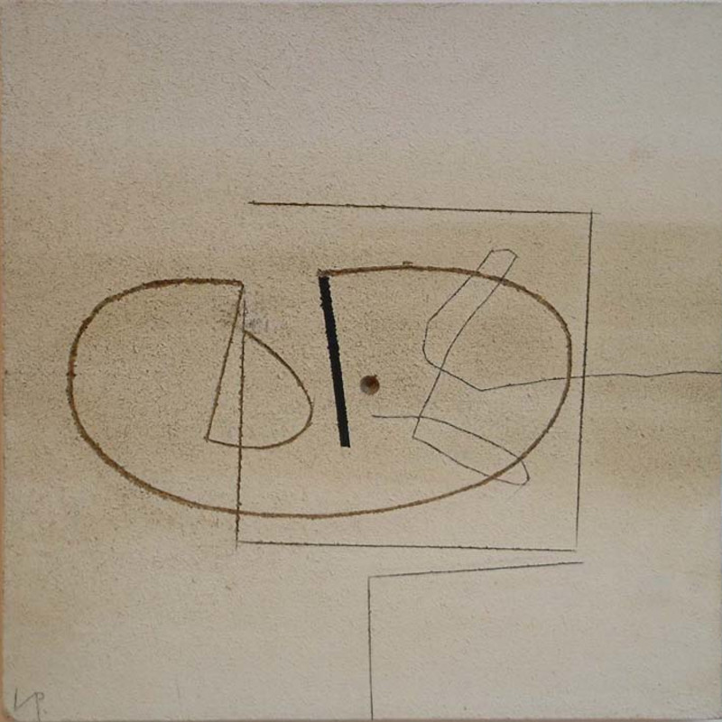 Victor Pasmore - Linear Image