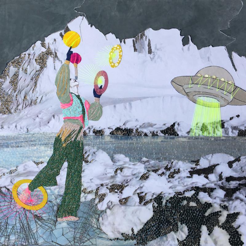 Preta Wolzak, Arctic Charade Balance, 2018