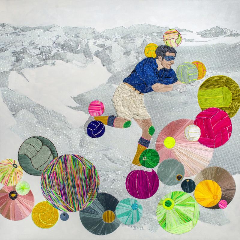 Preta Wolzak, Arctic Charade White, 2018