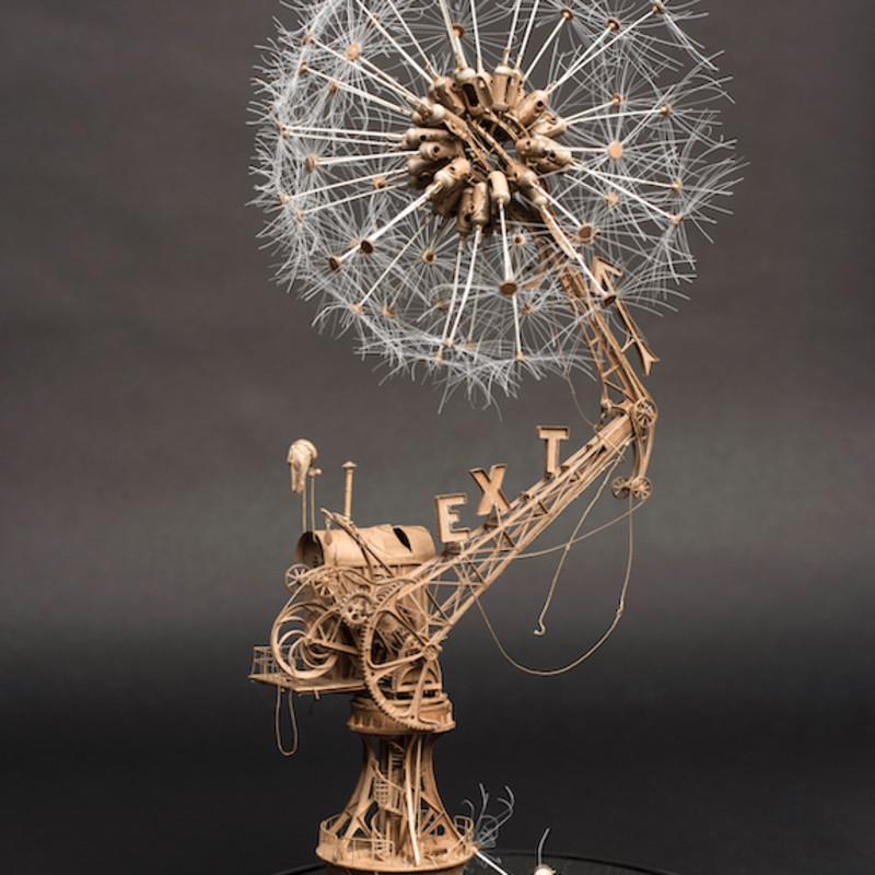 Jeroen van Kesteren, The Dandelion Escape