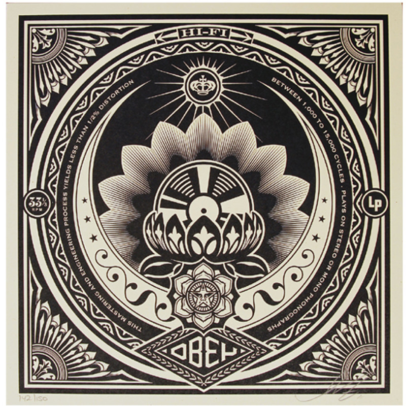 Shepard Fairey (OBEY), Lotus