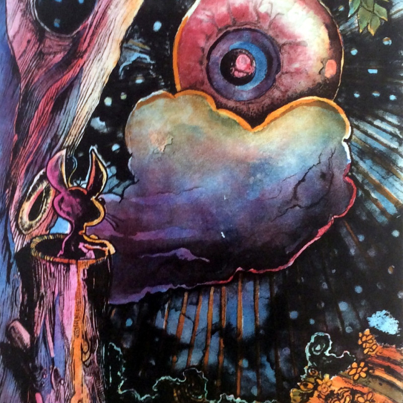 Jake & Dinos Chapman, Untitled IX, Bedtime Tales for Sleepless Nights series