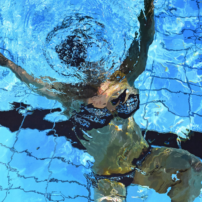 Abi Whitlock, Surface Dive