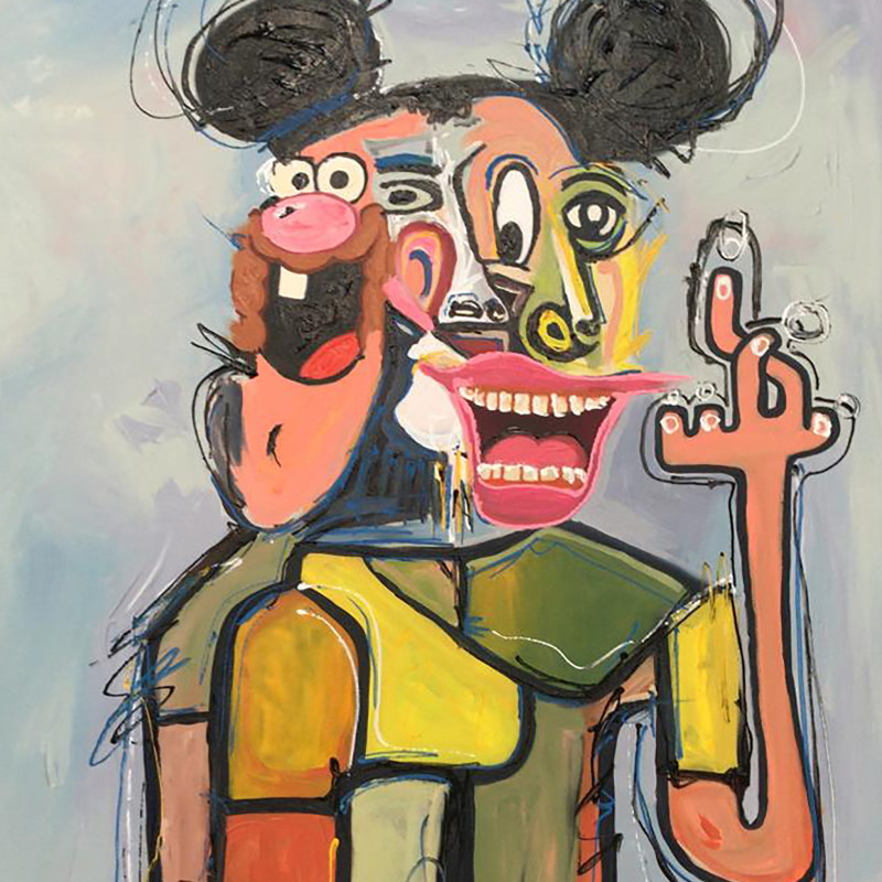 John Paul Fauves, Hello is Hello, 2019