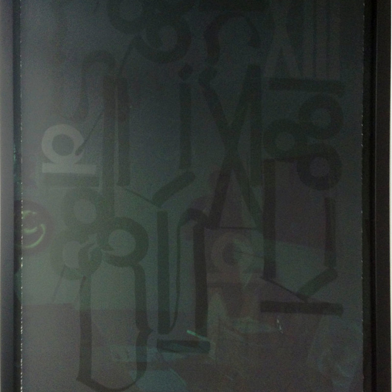RETNA, Black Magic