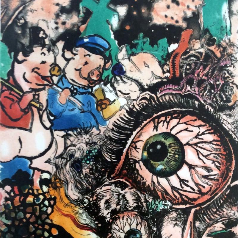 Jake & Dinos Chapman, Untitled XI, Bedtime Tales for Sleepless Nights series