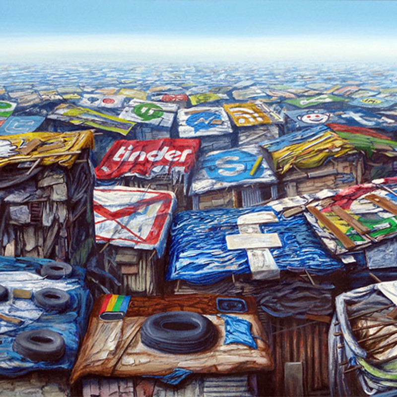 Jeff Gillette, Slumscape Apps.