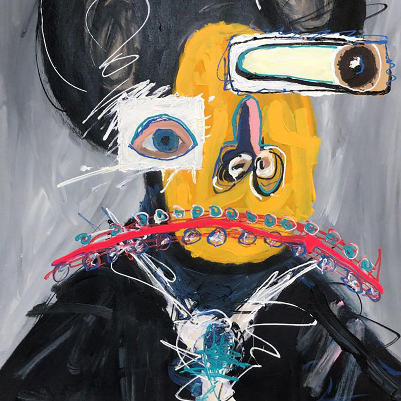 John Paul Fauves, Sunshine Sun Sun, 2019