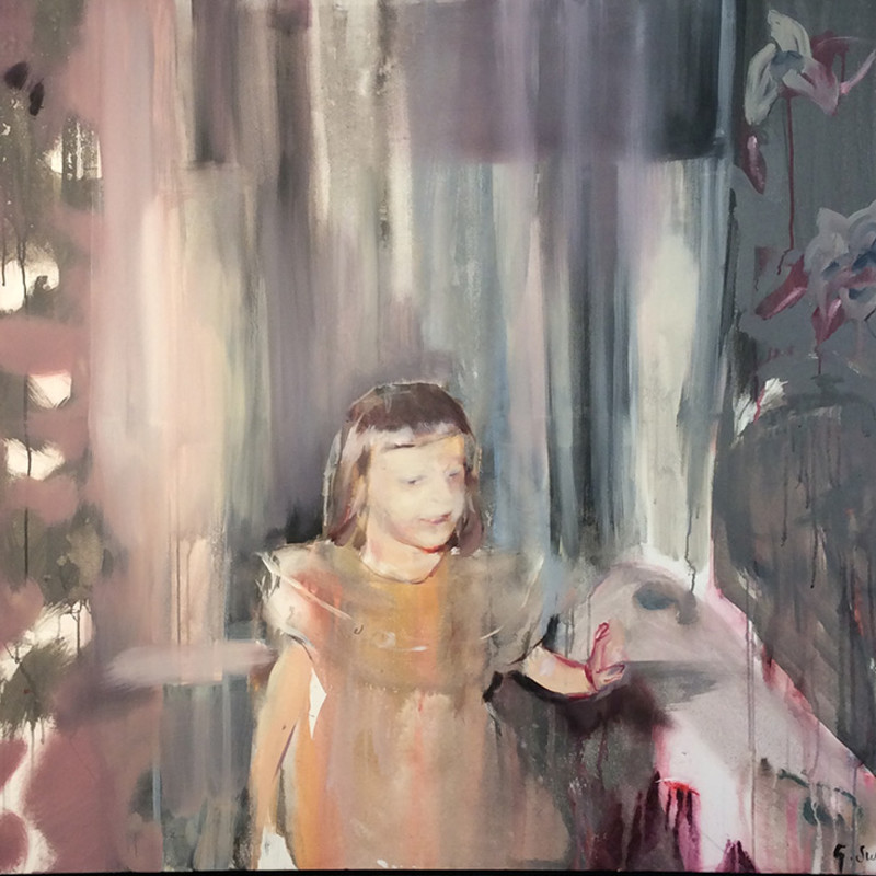 Geraldine Swayne, Lydia as a Baby (Pink)