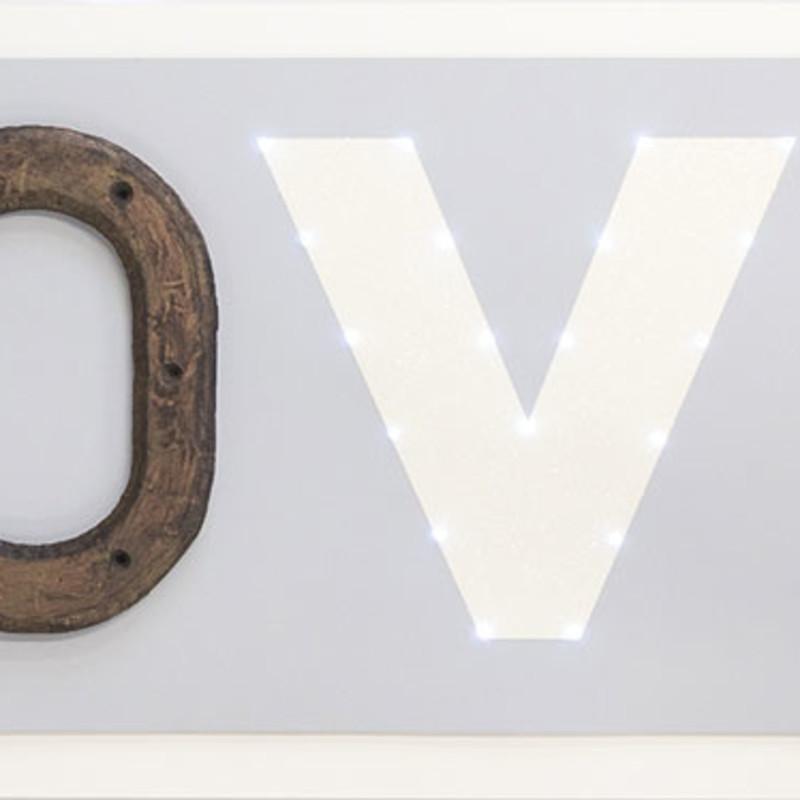 Peter Blake, Love