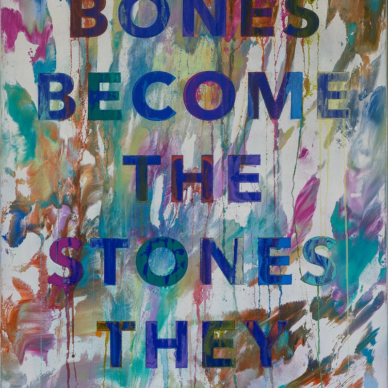 David Walker, Your Bones Become The Stones They Throw