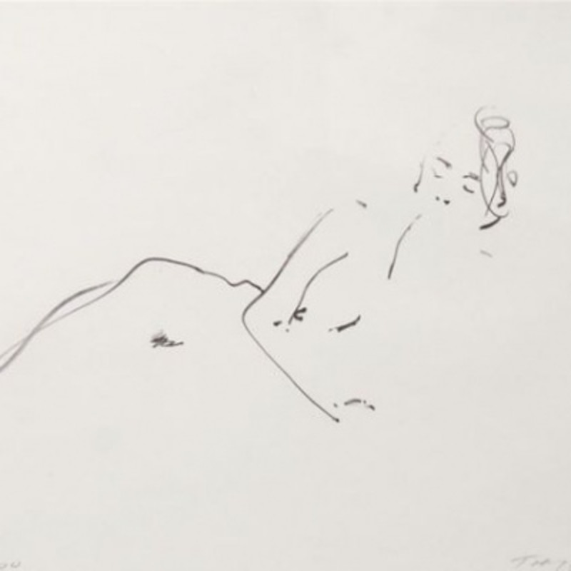 Tracey Emin, Kate Moss