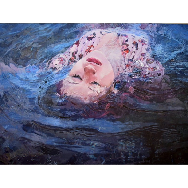 Abi Whitlock, Breaking the Surface