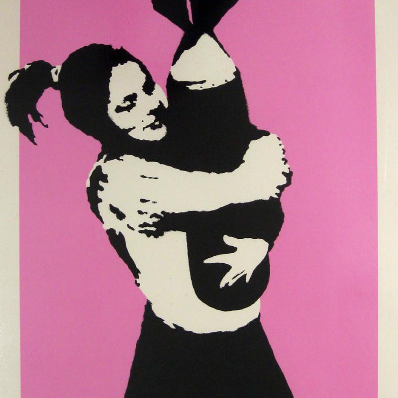 Banksy, Bomb Hugger