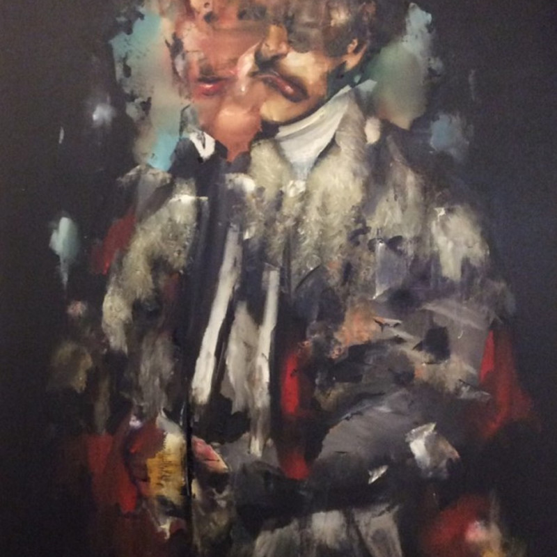 Florian Eymann, Portrait Nº 210 317