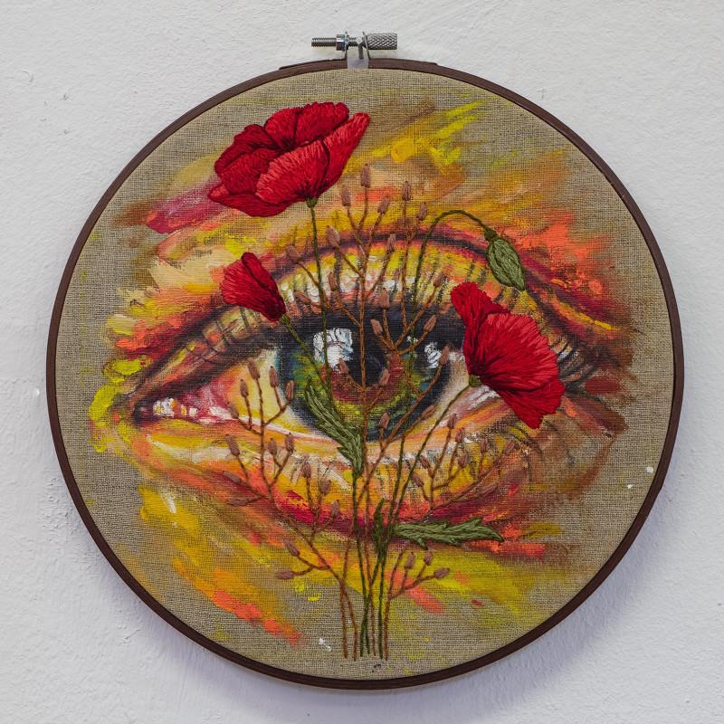 David Walker, Form and Flora – Poppy