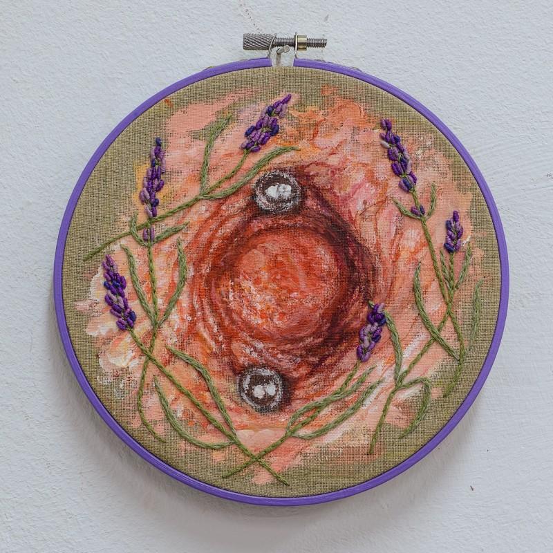 David Walker, Form and Flora – Lavender