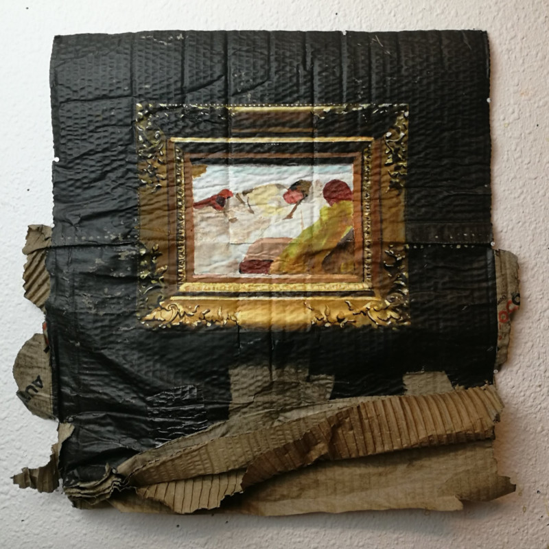 Julio Anaya Cabanding, Edouard Vuillard. El sueño de Madame Vuillard, 2019