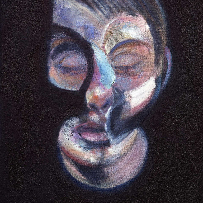 Francis Bacon - Self-Portrait, 1972