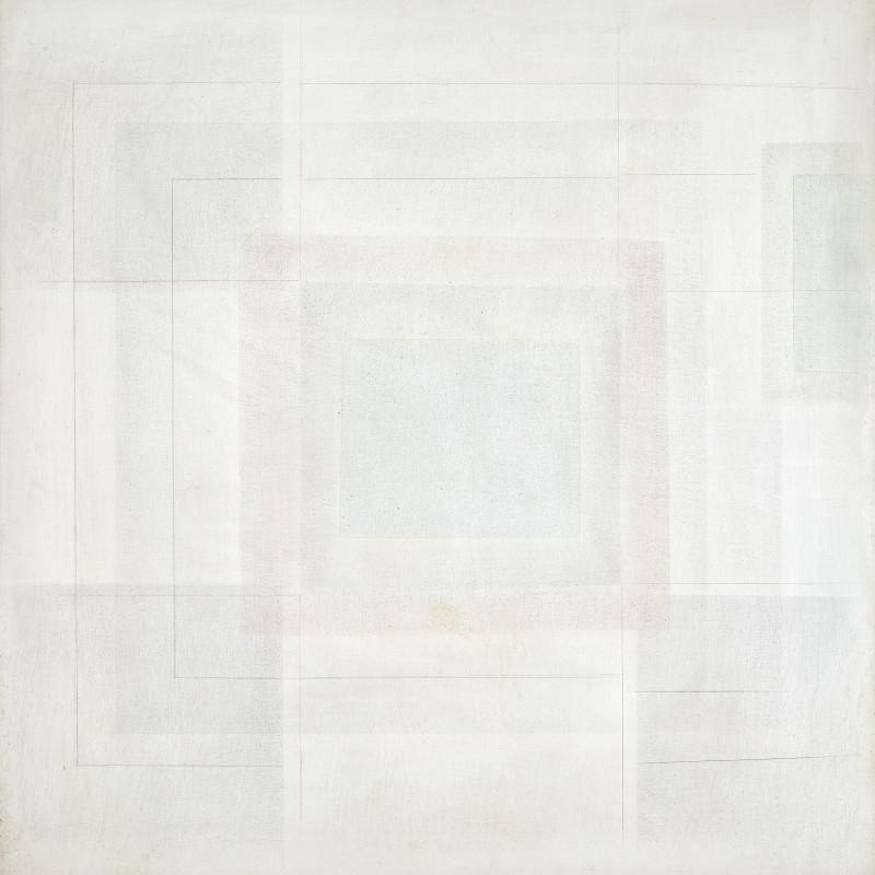 Riccardo Guarneri, Prospettico a quadrati simultanei, 1967