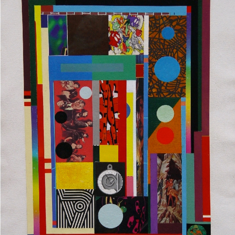 Peter Phillips, Composition C.9, 1993