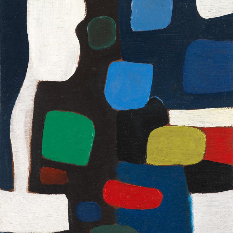 Caziel, WC770 - Composition 1967.II, 1967