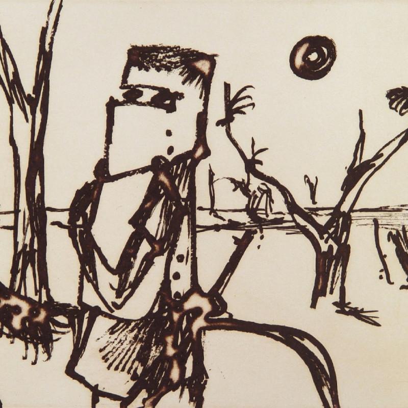 Sidney Nolan, Kelly, c. 1971
