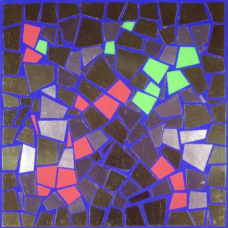 Paul Van Hoeydonck, PVH036 - Composition, 1958