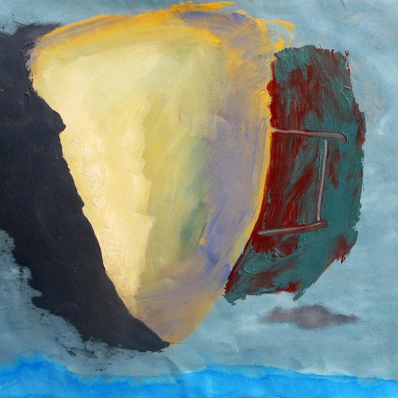Trevor Bell, Blue Stream, 1994