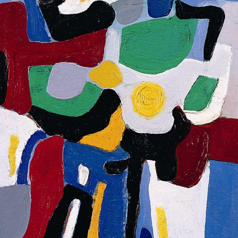Caziel, WC553 - Composition 03.08.1967, 1967