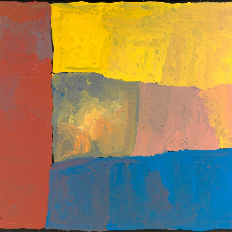 Kudditji Kngwarreye, My Country 21, 2009