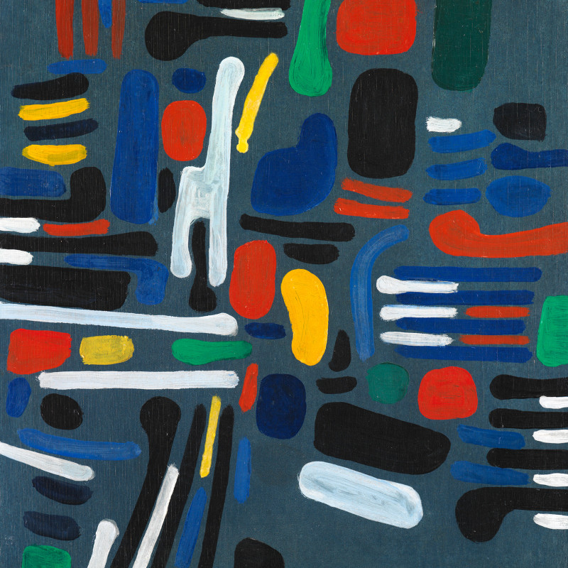 Caziel, WC773 - Composition 1967/1, 1967