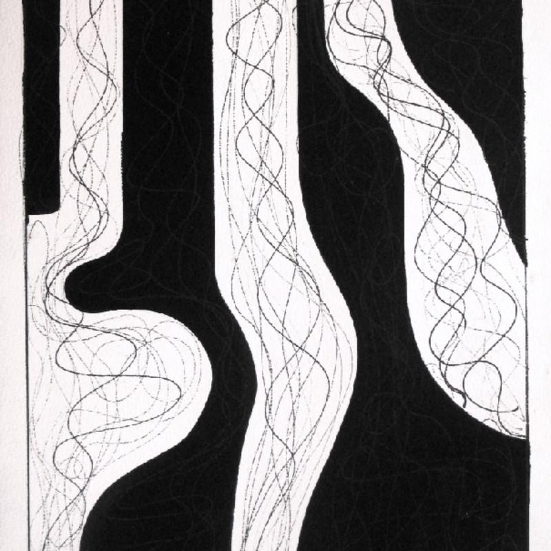 Paul Van Hoeydonck, PVH116 - Composition, 1958