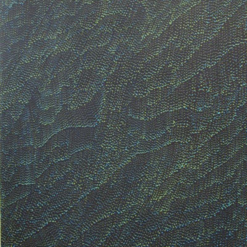 Lily Kelly Napangardi, Tali Dreaming - Sandhills 04, 2007