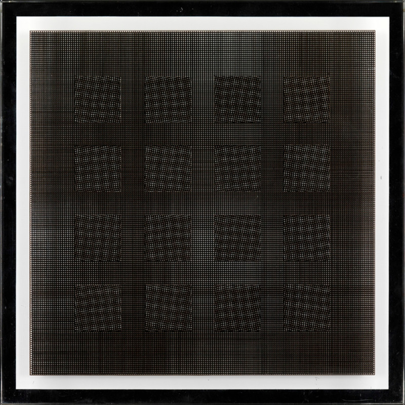 Ludwig Wilding, Kinetic Object, 1974