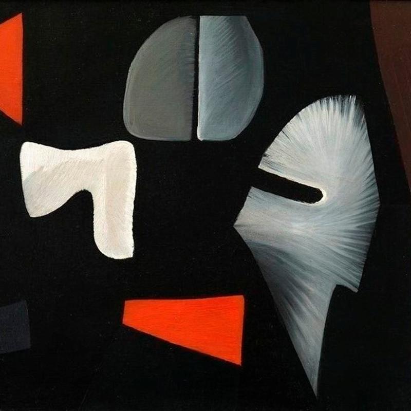 Caziel, WC220 - Composition no. 38, 51.IX, 1951