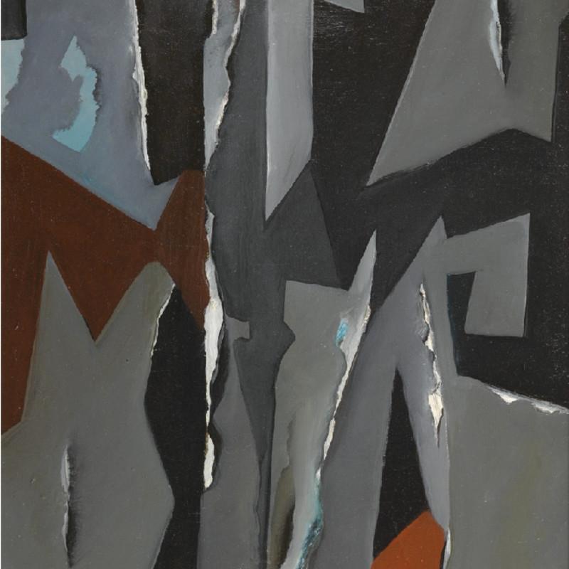 Caziel, WC415 - Composition 15.3.56, 1956