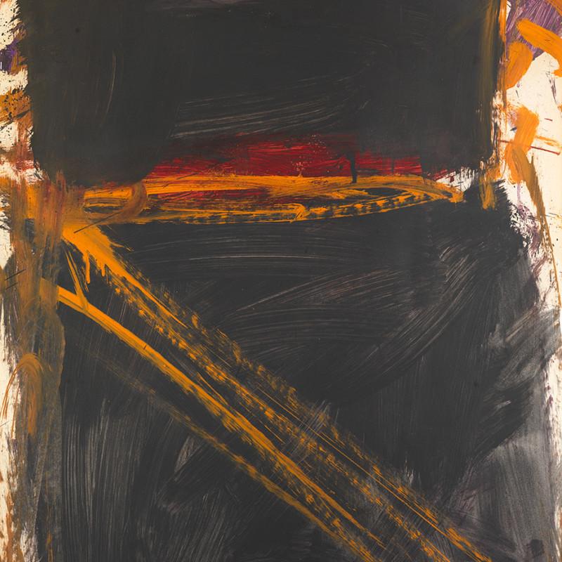 Albert Irvin RA, North Side 2, 1965