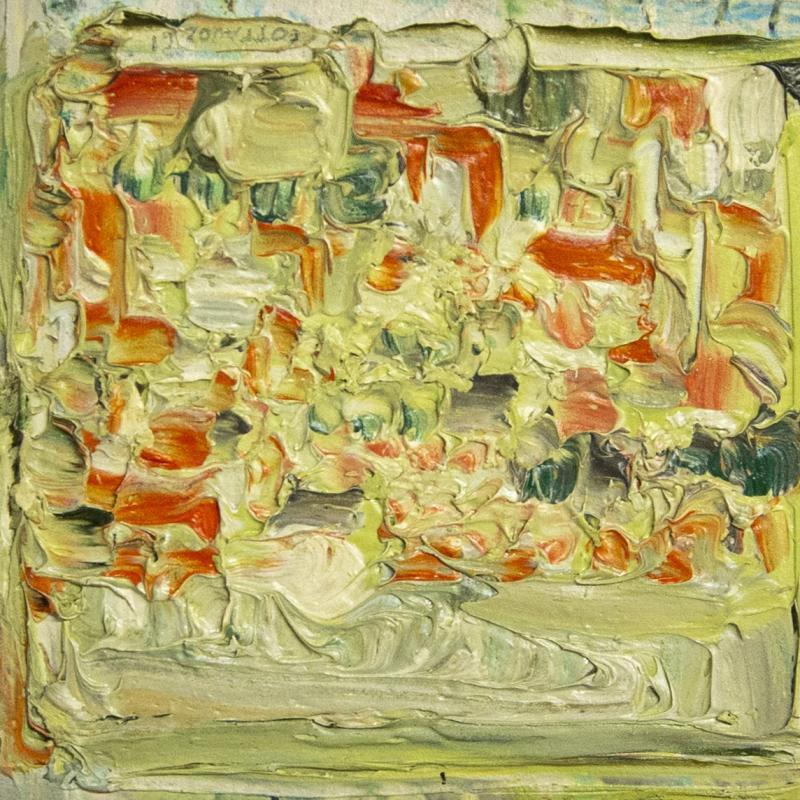 André Cottavoz, Le Paysage, 1961