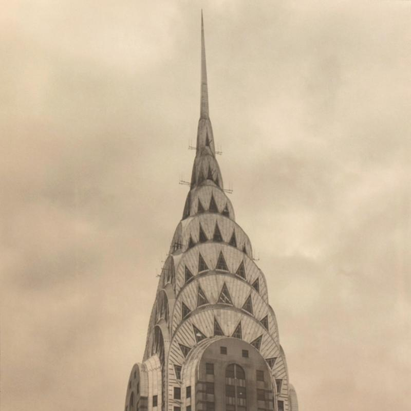 Tom Baril, Chrysler Building, 1997-98