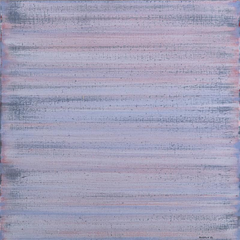 Francois Aubrun, Dans la Lumiere, le Silence (#501), 1982