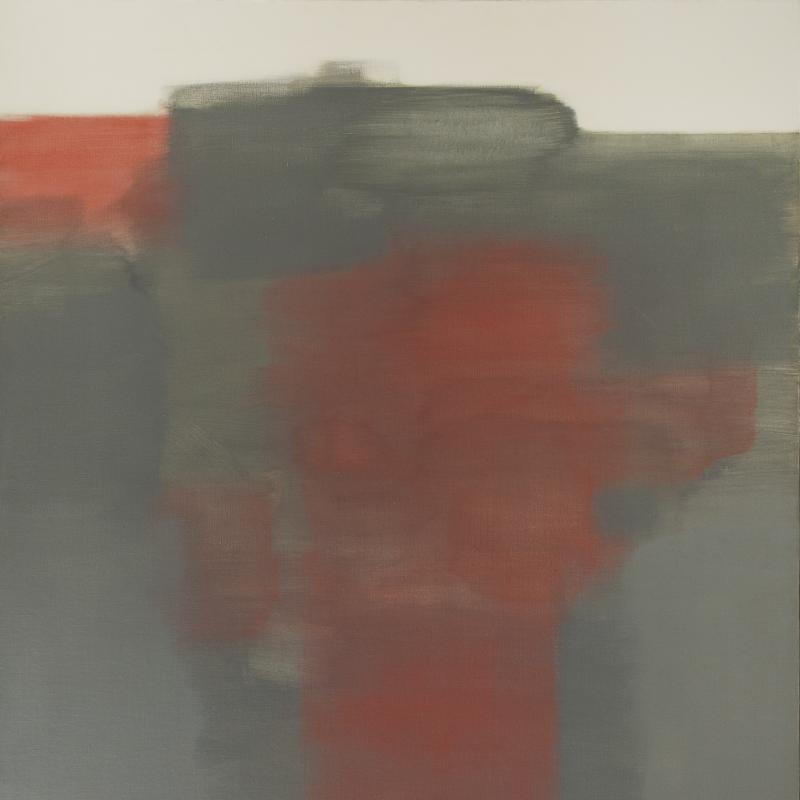Carl Holty, 33,000, 1962