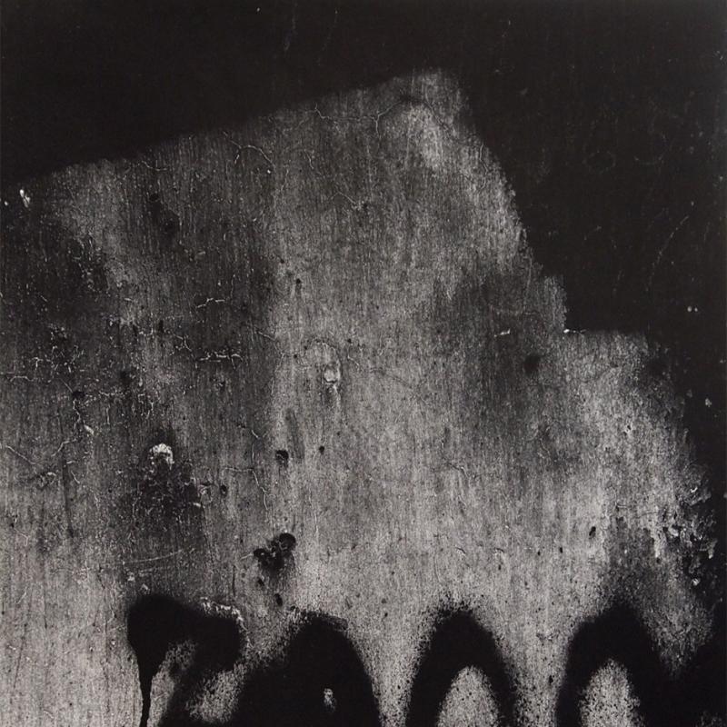 Aaron Siskind, Chicago 45, 1960, printed 1970s