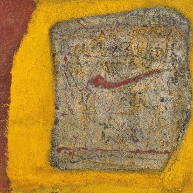Enrico Donati, Fossil Series 3001 B.C., 1962