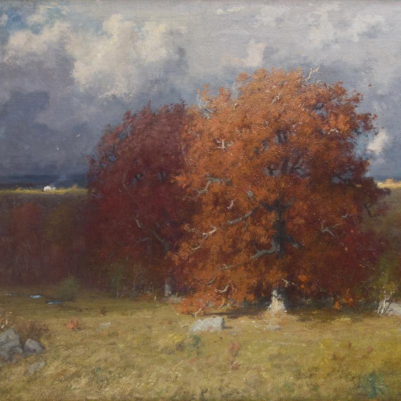 Joseph H. Greenwood, Ancient Oaks, Circa 1911