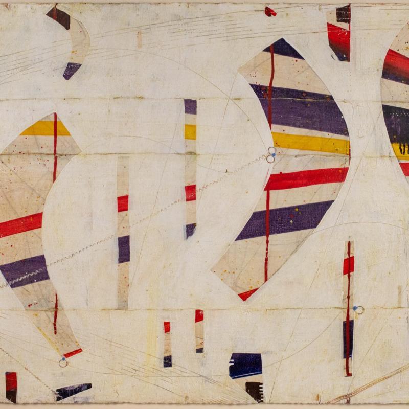 Caio Fonseca, Pietrasanta Painting P02.12, 2002